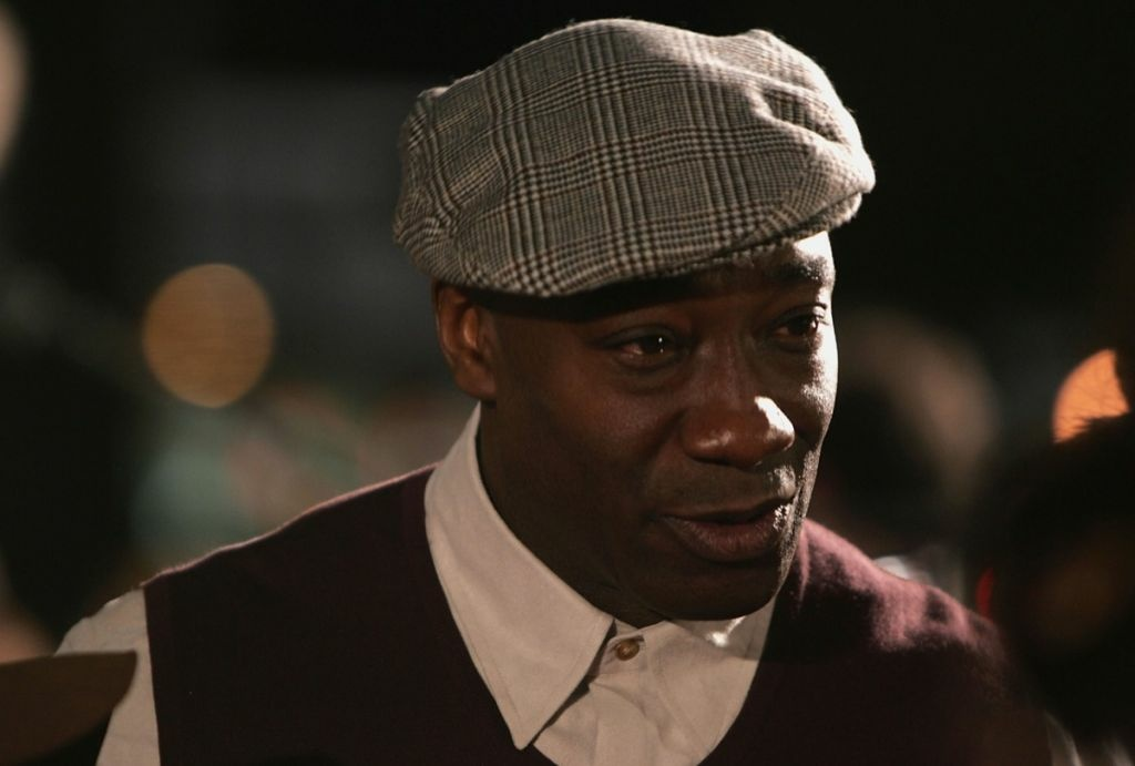Michael Duncan Clark attends the premiere of