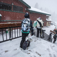 Big Bear Ski Scene Feature