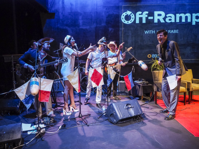 Off-Ramp Live - Rabe and Band