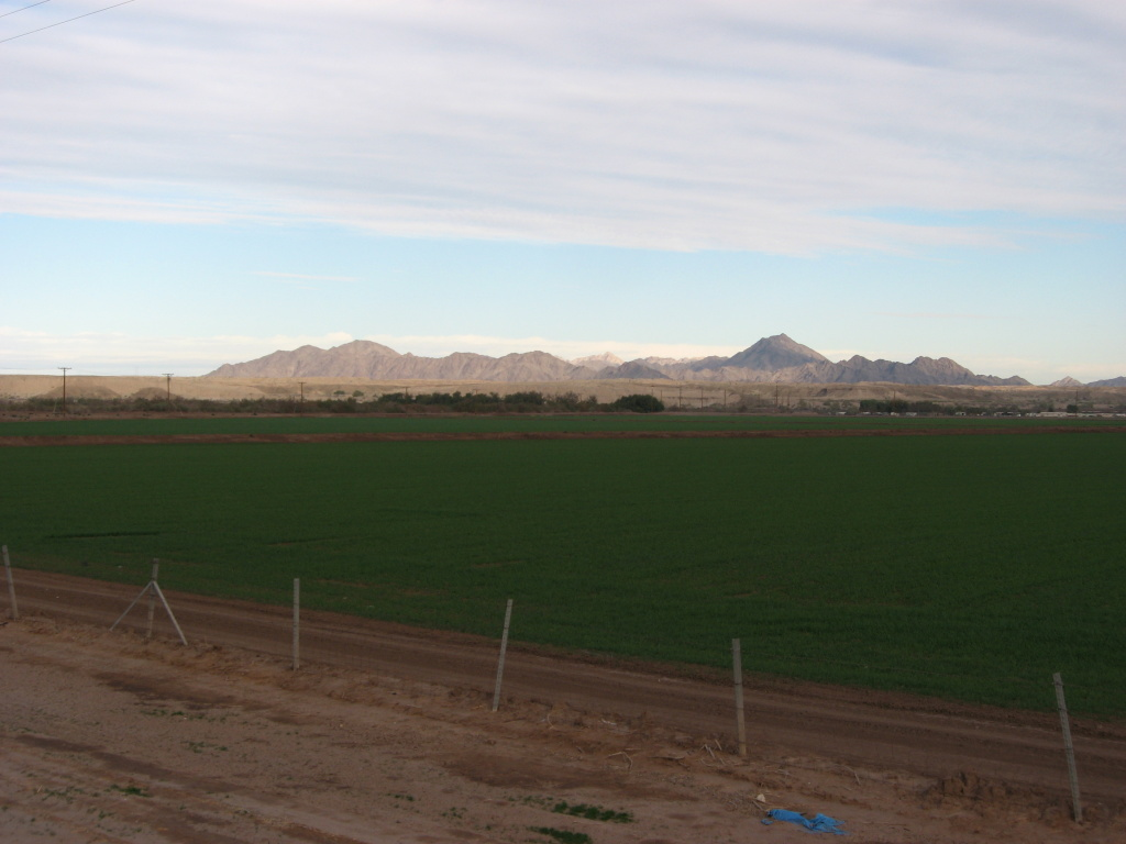 Imperial County, home to the Fort Yuma Indian Reservation, is one of the few places where federal tax credits have been used to build affordable housing.