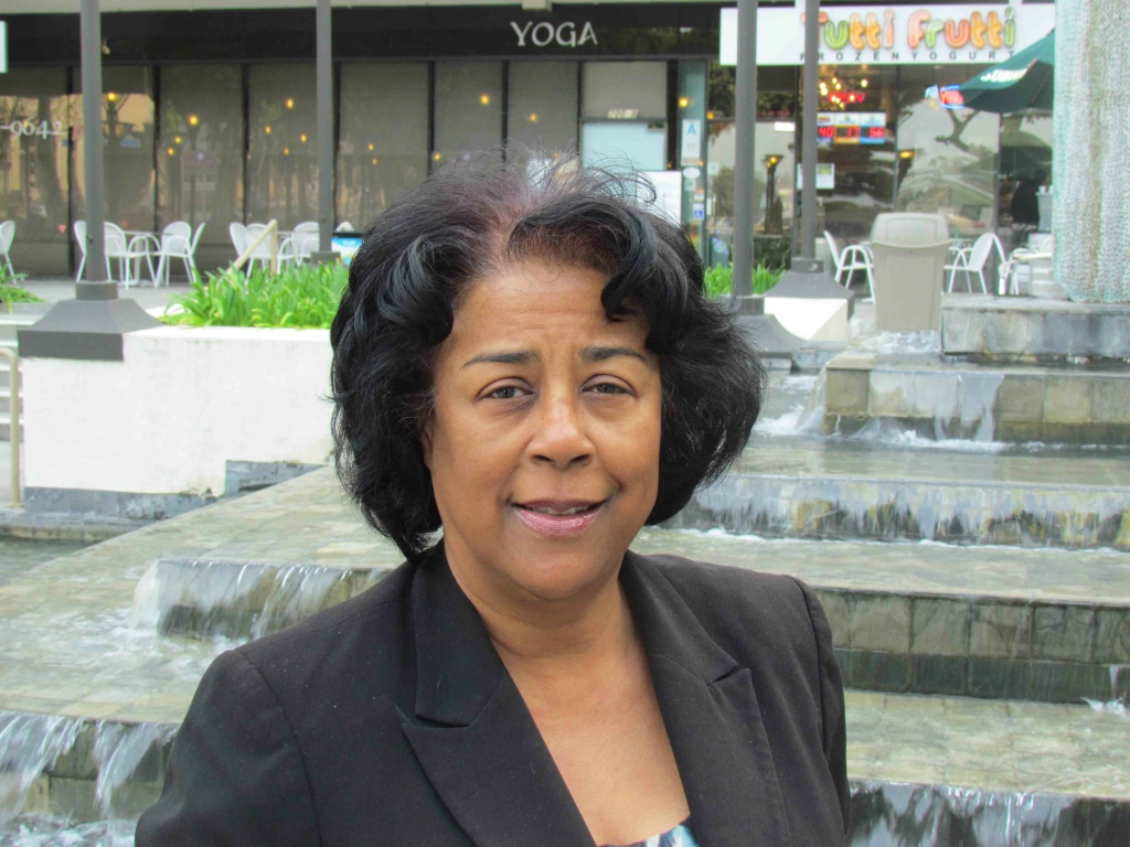 L.A. City Councilwoman Jan Perry offered a $50,000 reward today for information in the case of the
