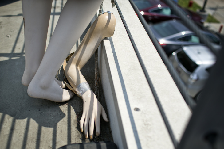 Road Mannequins - 3