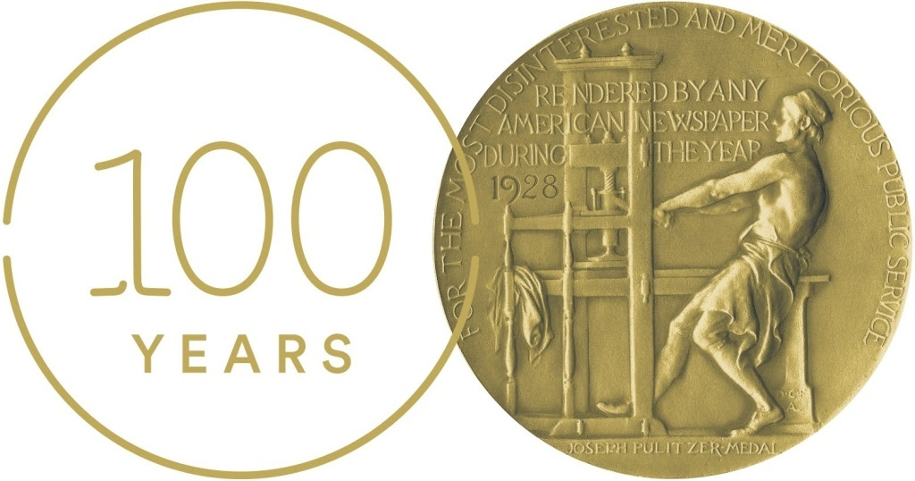 The year marks the 100th year of the Pulitzer Prizes, which are set to be announced Monday afternoon at Columbia University. You can watch the live stream starting at noon PT.