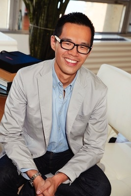 Jeff Chu, author of,