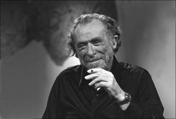 Charles Bukowski on