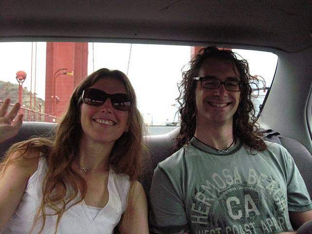 Christie McNally and Ian Thorson