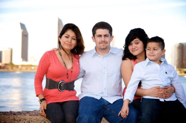 Divided families grapple with immigration law