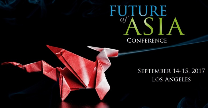 2017 Future of Asia Conference