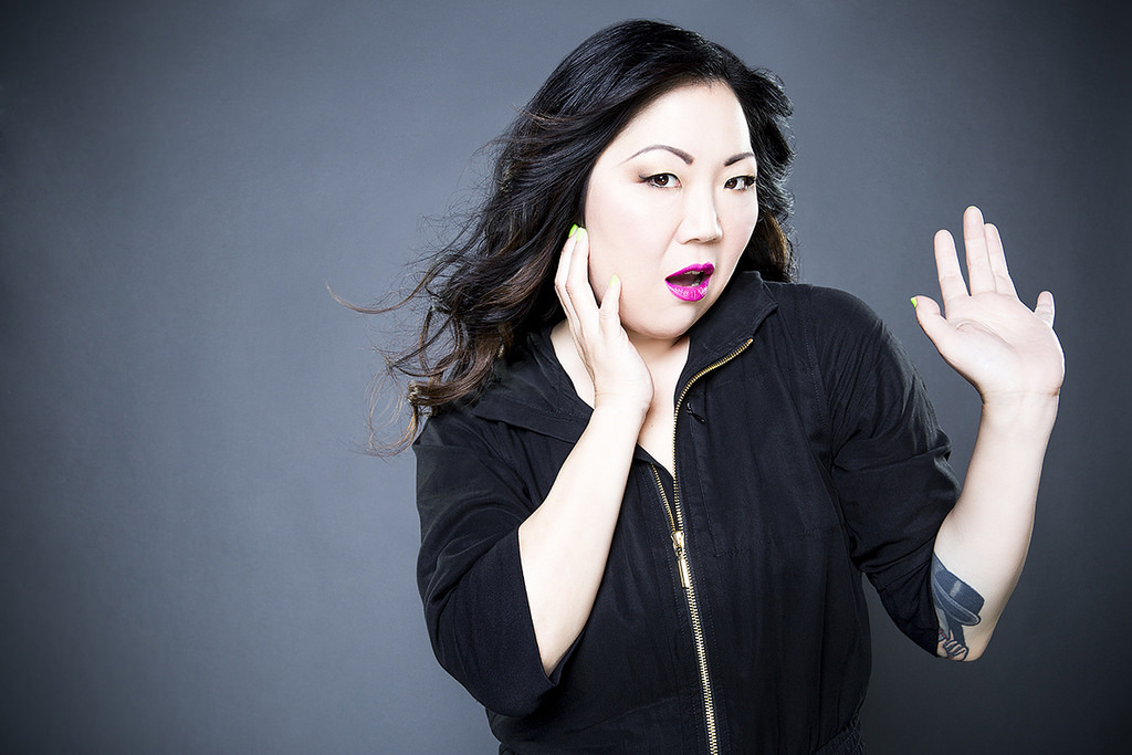 Margaret Cho's new comedy special
