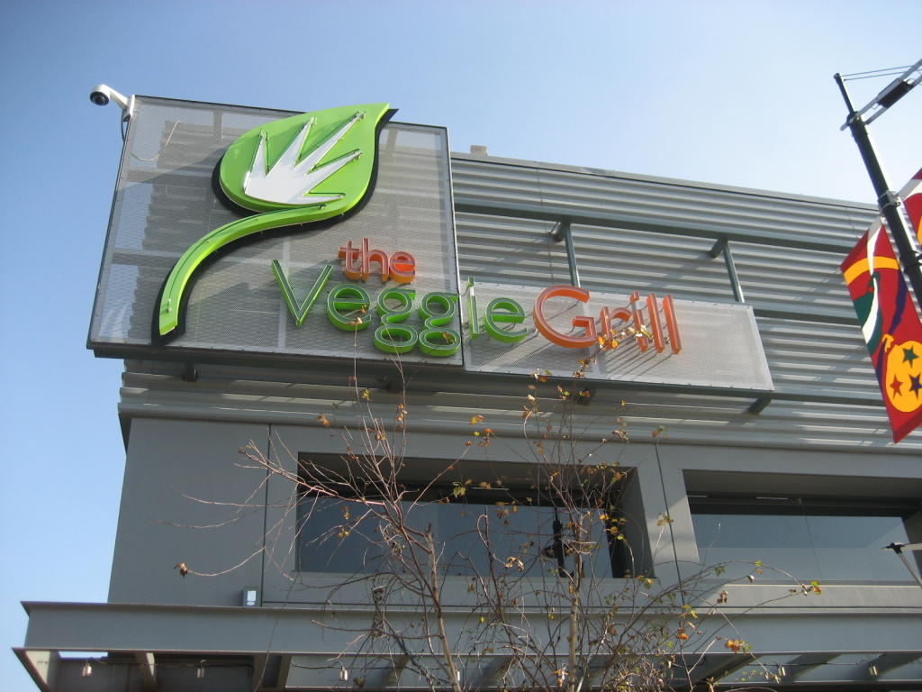 The Veggie Grill, based in Manhattan Beach, is a small restaurant chain that is expanding post-recession.