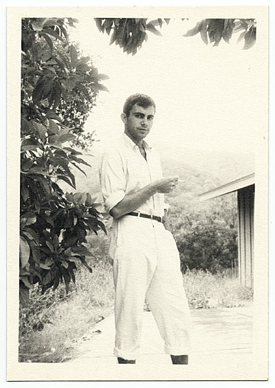 Robert Cremean in 1957.