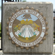 Seal of the Metropolitan Water District MWD La Verne (3178)
