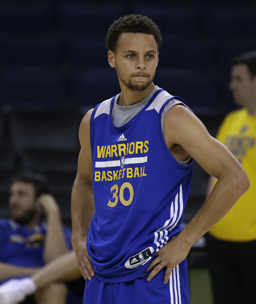 Take Two® | Why a Hayward teacher asked Stephen Curry not to visit his school | 89.3 KPCC