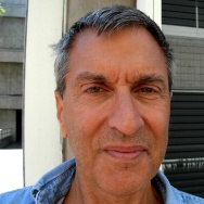 Director and writer Nicholas Meyer in downtown Los Angeles, August 2009.