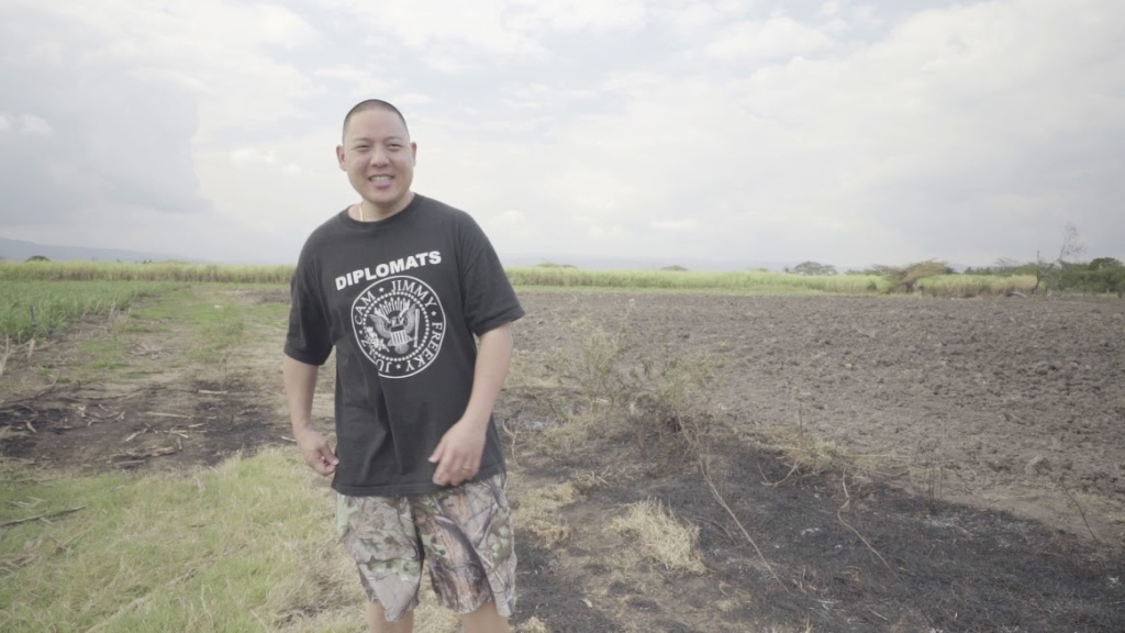 Eddie Huang is the host of a new food-travel show on Viceland called