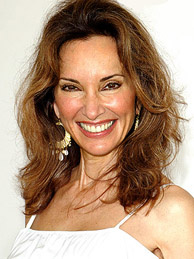 Susan Lucci is the grand marshal for this year's Hollywood Christmas Parade.