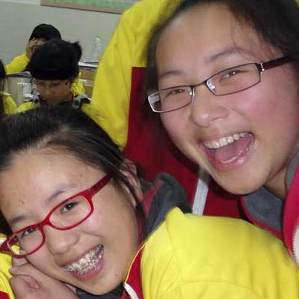 Ye Meng Yuan (L) was alive when she was struck by a fire truck speeding to the scene of the Asiana Flight 214 wreck, officials confirmed Friday. She and classmate Wang Linjia (R) were the first two passengers confirmed to have died following the plane crash. A third passenger died in the hospital and dozens of others were injured.