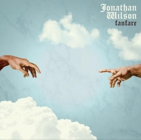 Cover of Jonathan Wilson's album Fanfare.