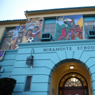 Miramonte Elementary School in Los Angel