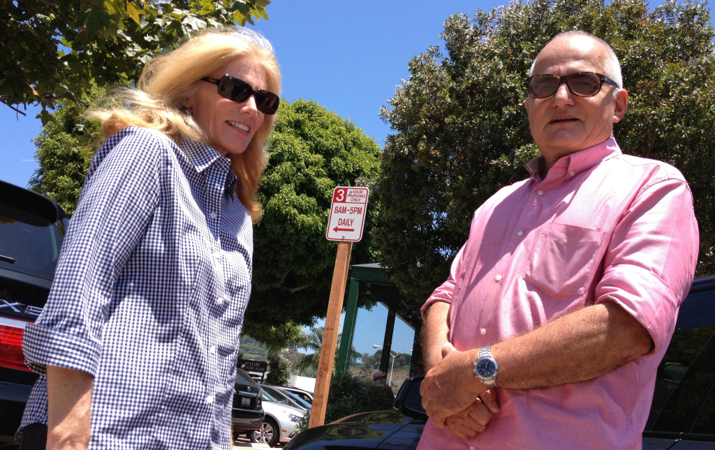 Daniel and Denise Villefort are the de facto leaders of the Volunteers on Patrol, assisting the sheriffs department and acting as general ambassadors for the city of Malibu.