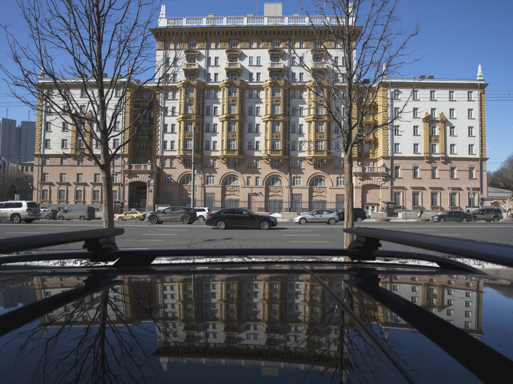 Following the closure of the U.S. Consulates in Vladivostok and Yekaterinburg, the U.S. Embassy in Moscow will be the only American diplomatic outpost in Russia.