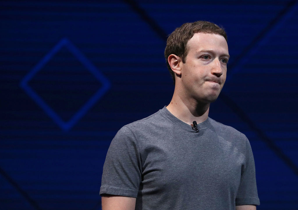 Facebook CEO Mark Zuckerberg broke more than four days of silence Wednesday with an update about the Cambridge Analytica scandal.