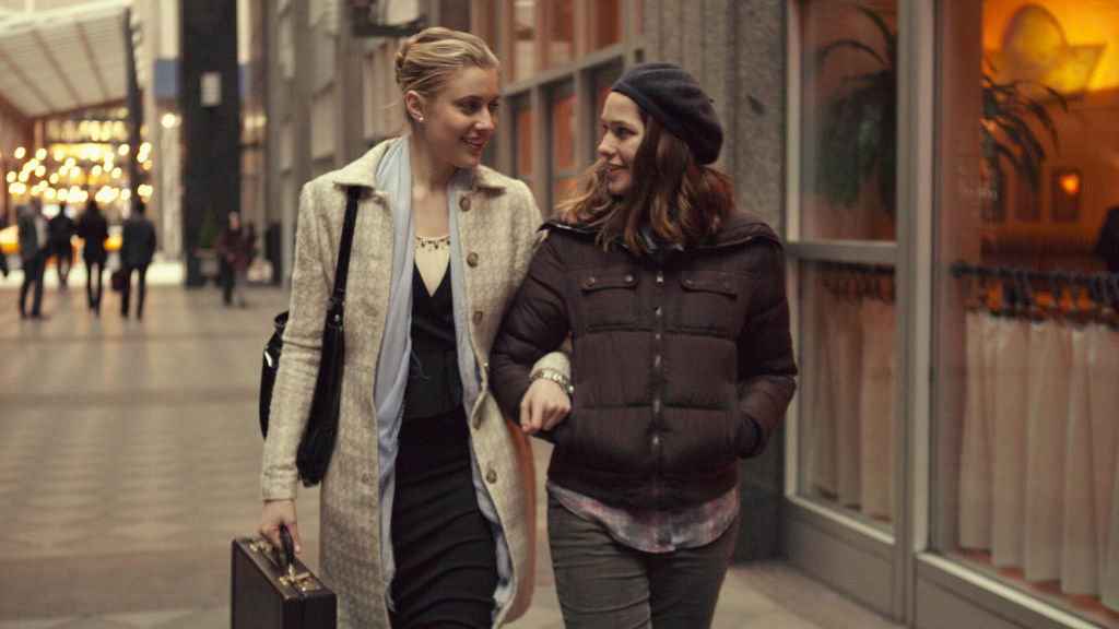 Brooke and Tracy in 'Mistress America' (c) 2015