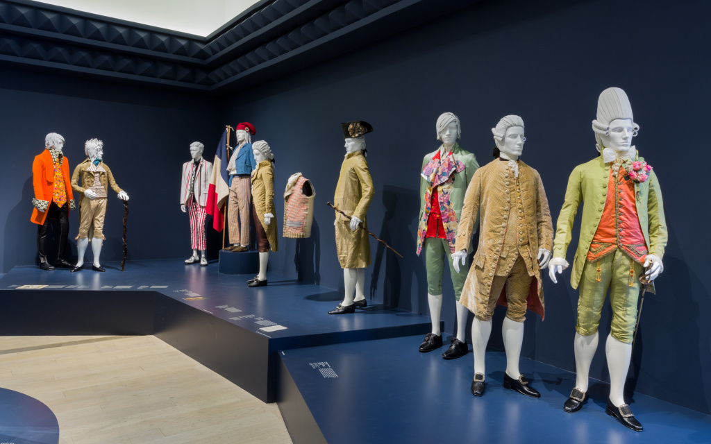Reigning Men: Fashion in Menswear, 1715–2015, a new exhibit at LACMA