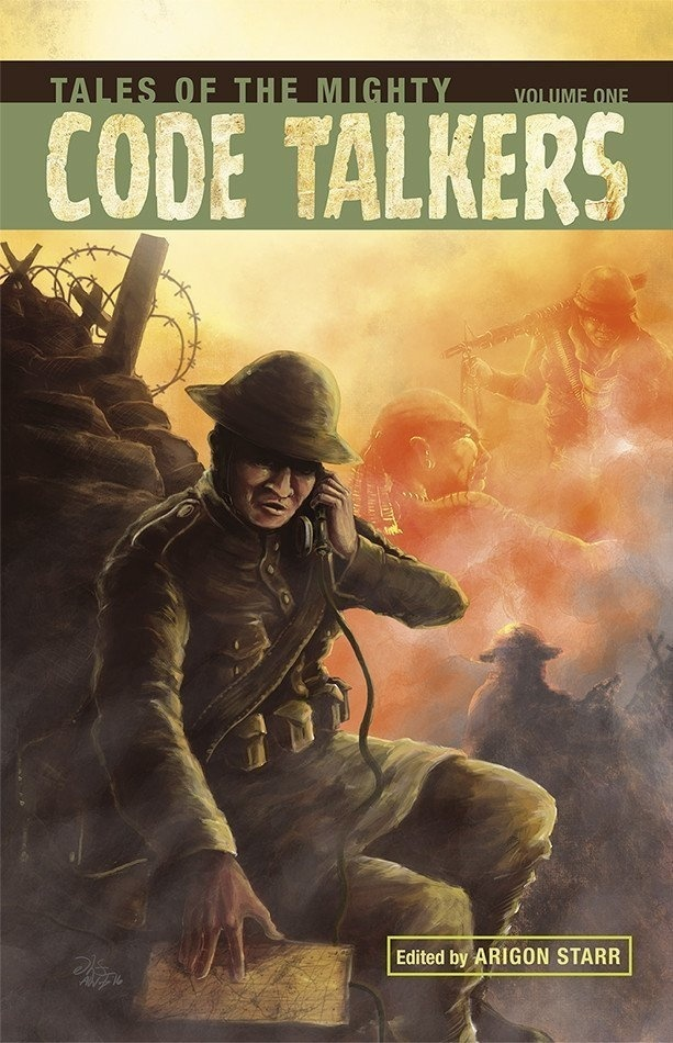 Tales of the Mighty Code Talkers focuses on the many tribes that were involved in covert communications during World War II — not just the Navajo.