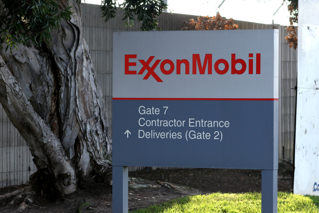 An explosion at the ExxonMobil refinery in Torrance caused four minor injuries on Wednesday, February 18, 2015.