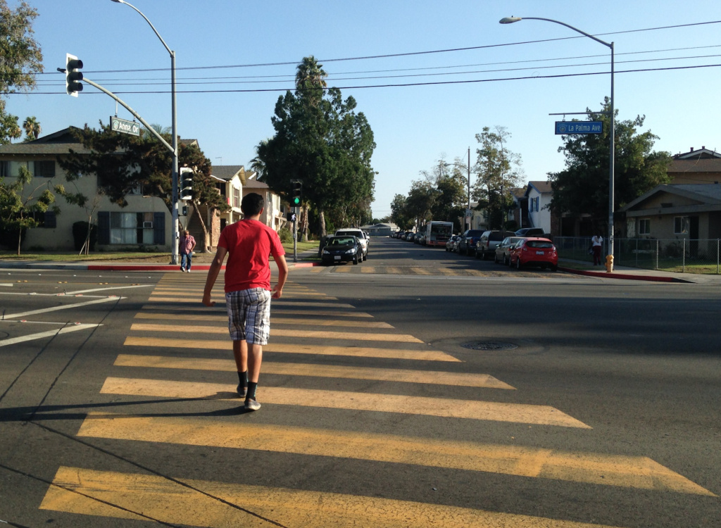 Pedestrians in Montclair could be fined $100 for distracted walking under an ordinance that took effect in January.