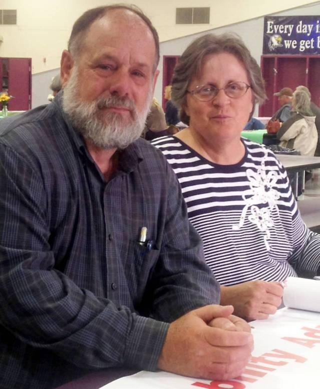 Jim and Becky Cox volunteer with Resources for Independence Central Valley.