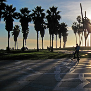 A new lawsuit has reignited an age-old debate over who should have access to Venice Beach.