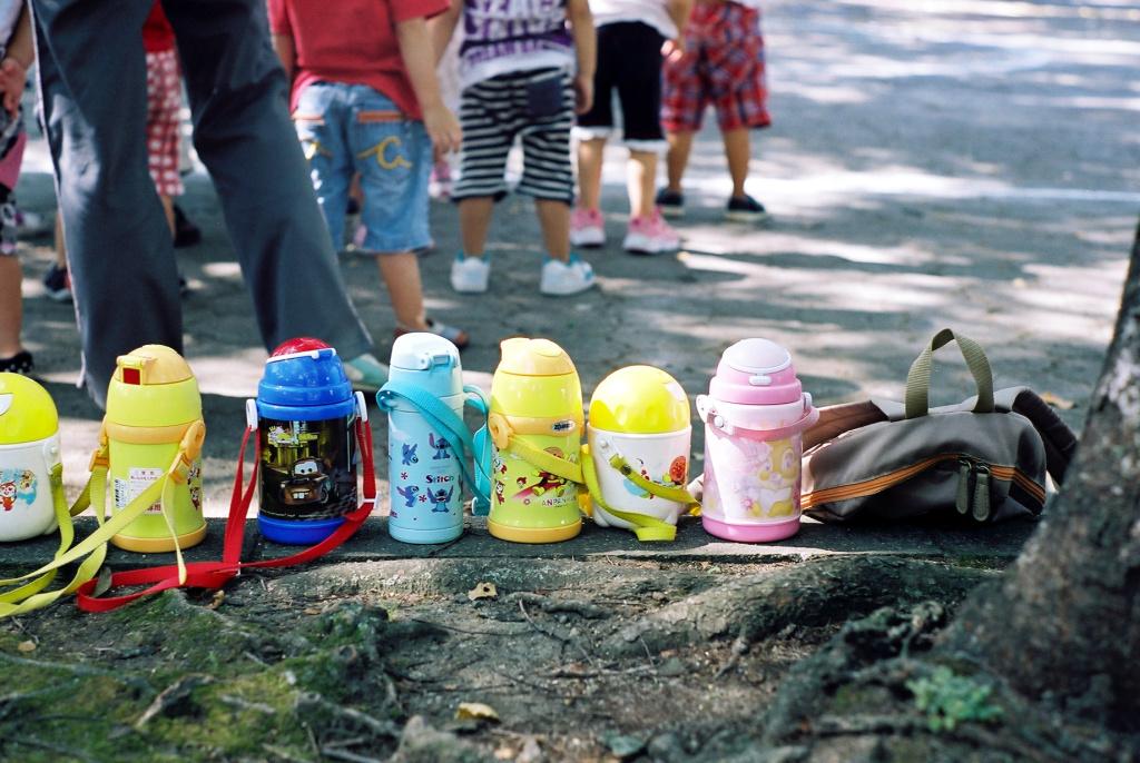 preschool kindergarten day care canteens thermos
