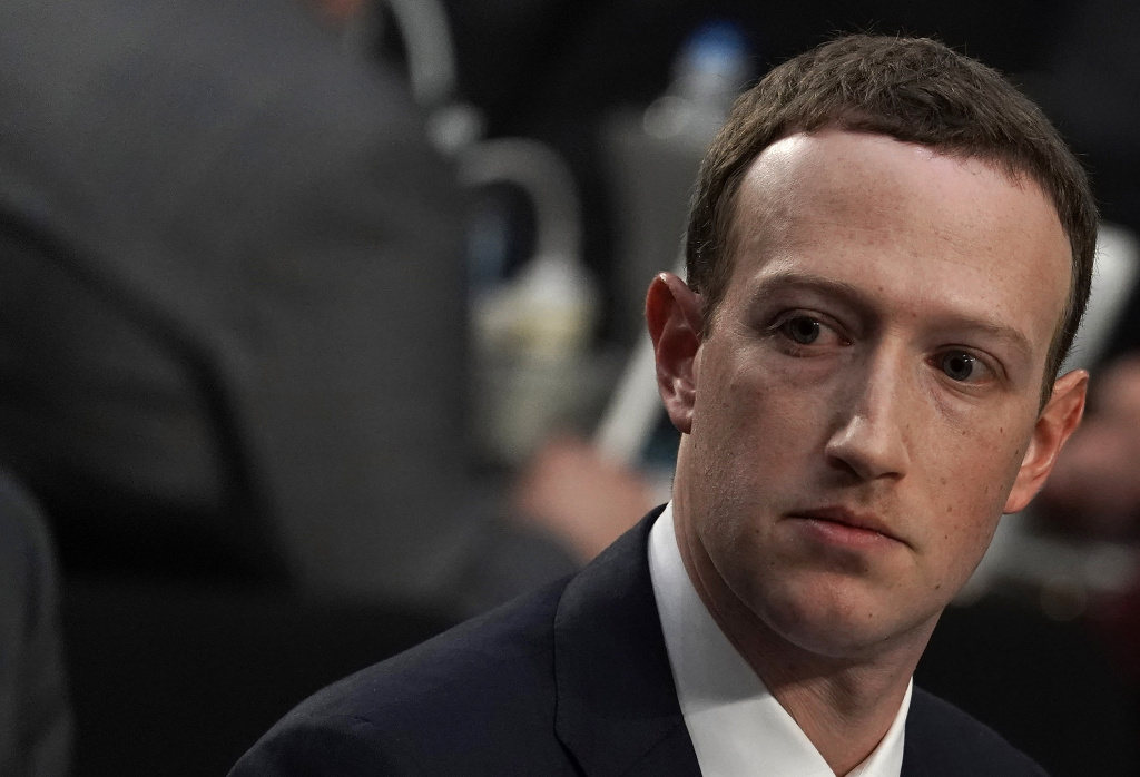 Facebook co-founder, Chairman and CEO Mark Zuckerberg testifies before a combined Senate Judiciary and Commerce committee hearing in the Hart Senate Office Building on Capitol Hill April 10, 2018 in Washington, DC. Zuckerberg, 33, was called to testify after it was reported that 87 million Facebook users had their personal information harvested by Cambridge Analytica, a British political consulting firm linked to the Trump campaign.
