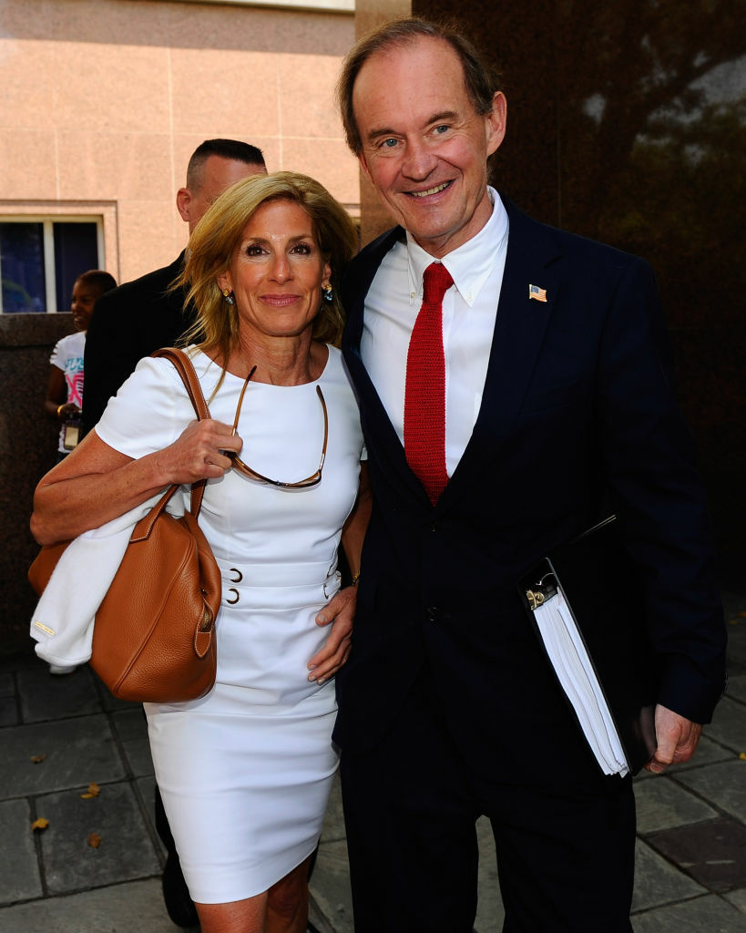 Jamie McCourt with attorney David Boies after start of her divorce trial in 2010. McCourt wants to set aside her $131 million divorce settlement.