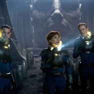 "Still from Ridley Scott's film ""Prometheus."""