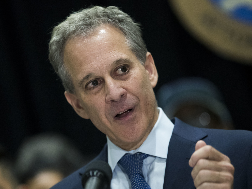New York Attorney General Eric Schneiderman says he's joining with peers in California and several other states to file a lawsuit to protect the insurers' subsidies.