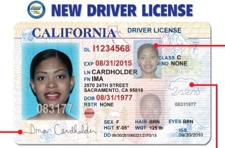 California Patt Driving Licenses New Morrison 89 People 3 Kpcc With Delays Crazy Driver's
