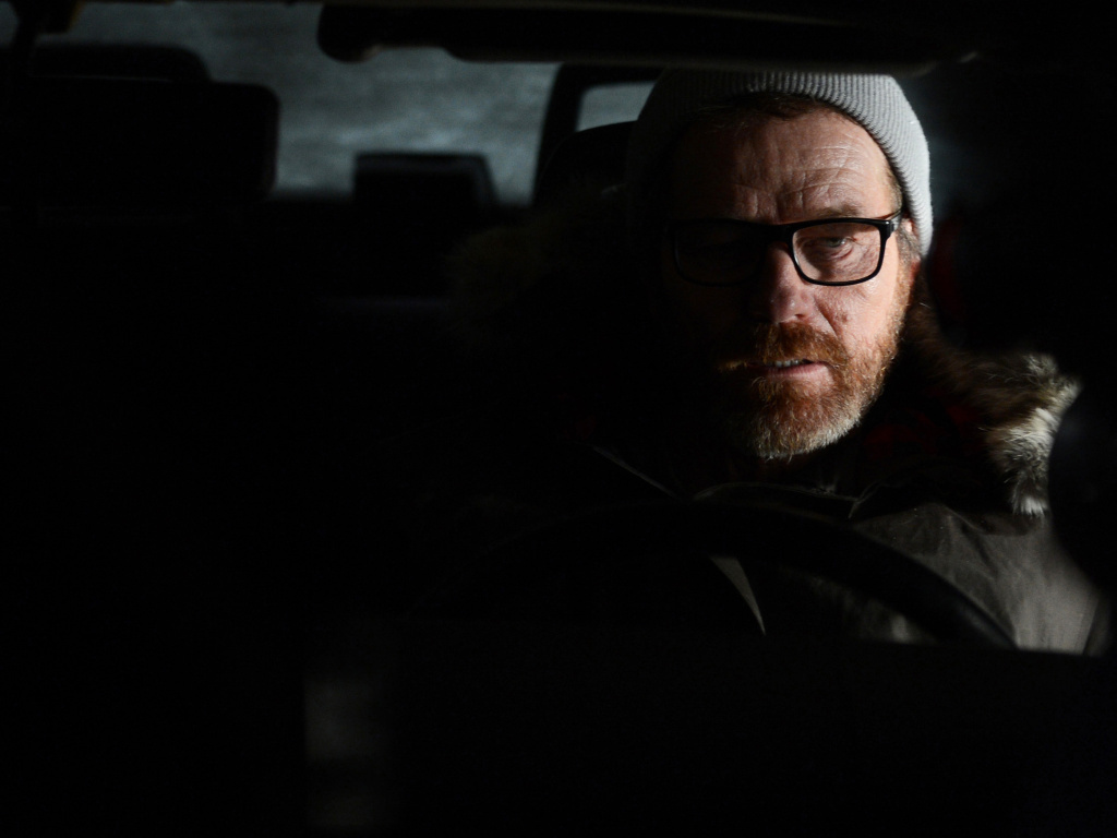 Bryan Cranston wrapped up his run Sunday night as Walter White in