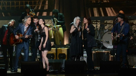 The finale of the 2013 Americana Music Association Honors and Awards show.