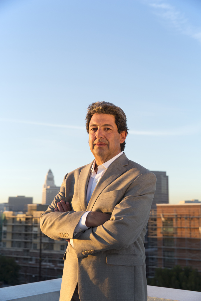 Paul Schimmel, Partner and Vice President, Hauser Wirth & Schimmel.
