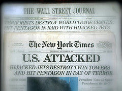 How did 9/11 shape your decade?