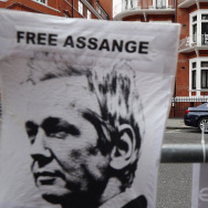 Wikileaks Founder Julian Assange Seeks Asylum In The Embassy Of Ecuador