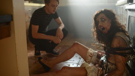 Dane DeHaan and Aubrey Plaza star in the film