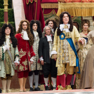 """Alan Rickman and Kate Winslet in """"A Little Chaos."""" (Focus Features)"""