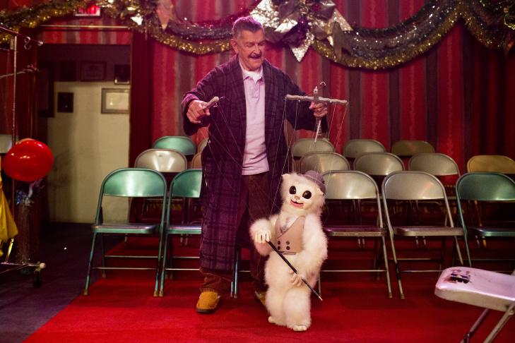 Bob Baker, founder of the Bob Baker Marionette Theater in Los Angeles, turns 90 this weekend. He started puppeteering when he was a kid.