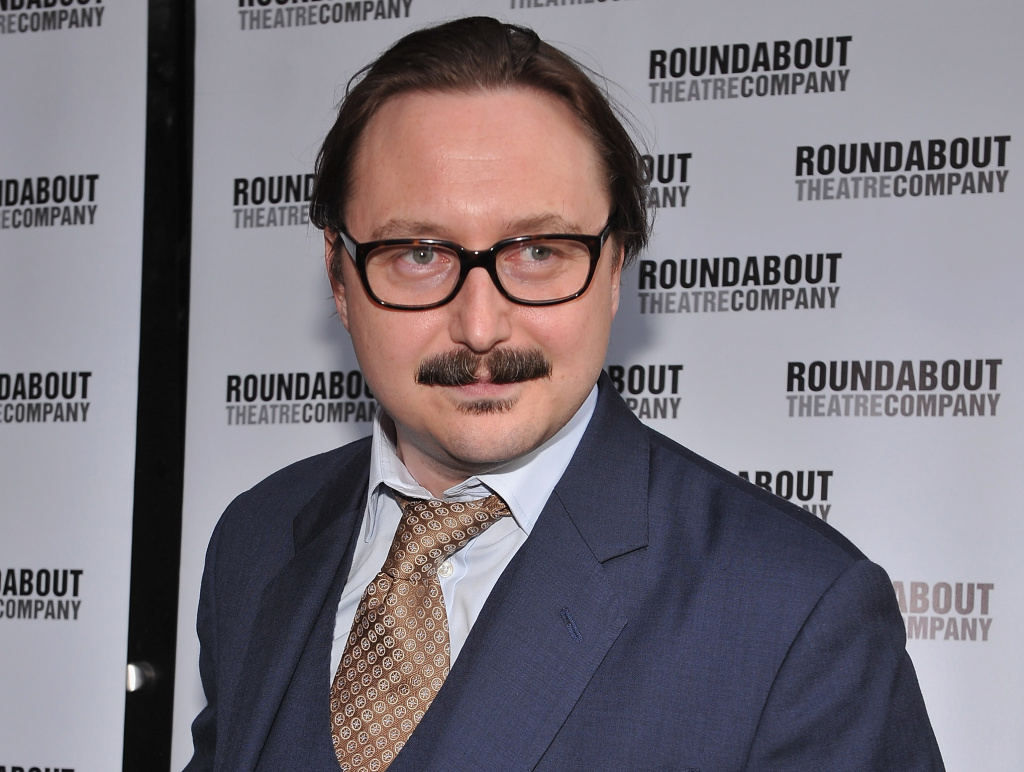 Actor John Hodgman attends