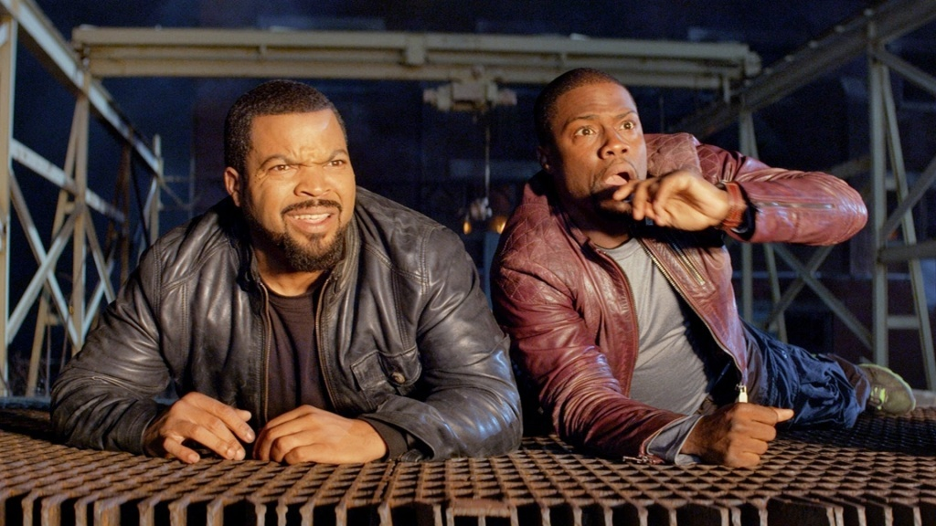 Kevin Hart and Ice Cube lead the lineup in Ride Along, the new film from the director and the producer of