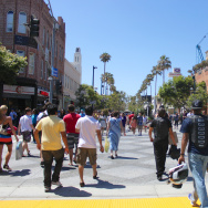 Santa Monica Third Street Promenade